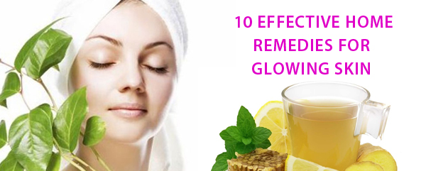 10-Effective-Home-Remedies-For-Glowing-Skin