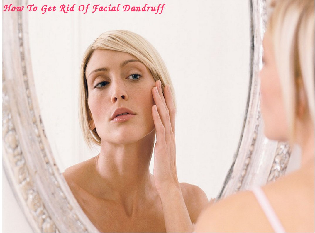 What Are The Effects Of Dandruff On Face? - STYLECRAZE