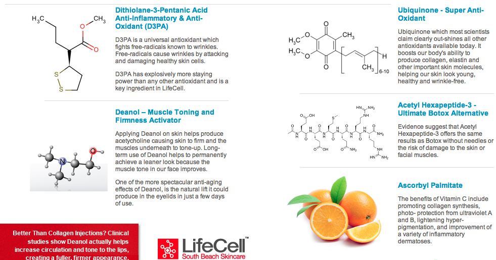 lifecell-ingredients