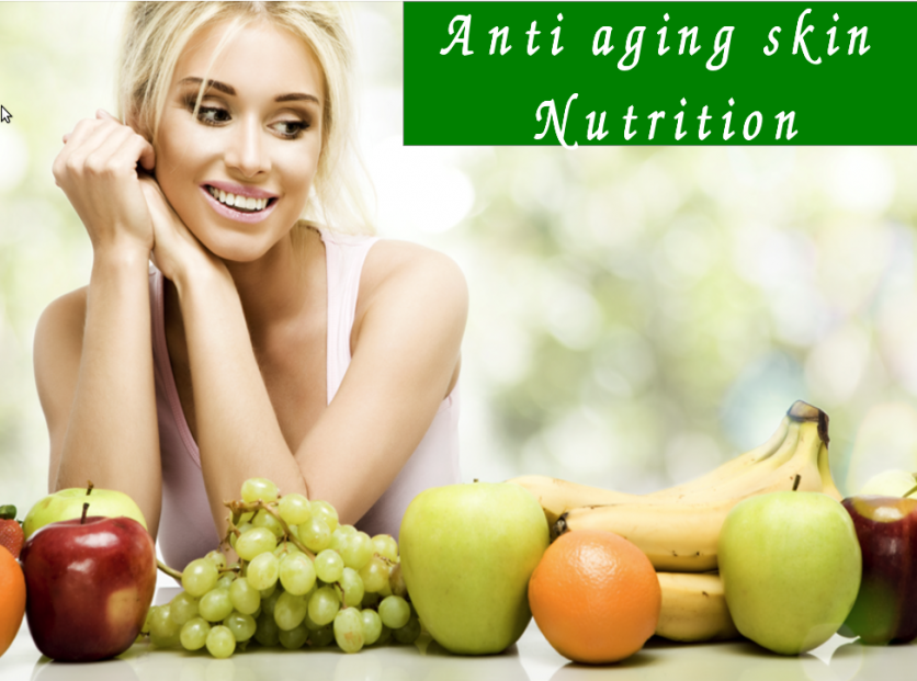 anti aging nutrition