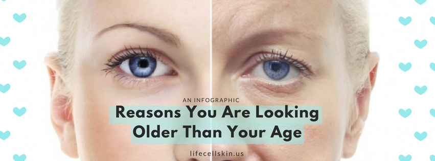 Looking Older Than Your Age