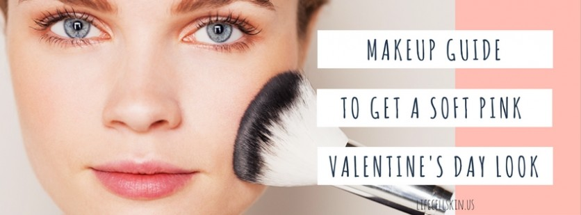 makeup guide for-valentine's day